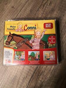 Meine Freundin Conni - 3-CD Hörspielbox Edition 2013 (Audio-CD)