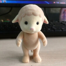 "New doll Sylvanian Family Sheep Family Mom Mommy 3"" Figure boy girl kid toy gift"