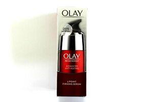 Olay Regenerist Advanced Anti-Ageing 3 Point Firming SERUM - 50ml