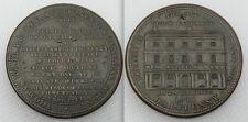 Thomas Madera Half Penny Token Est. 1811-corredor subastador & agente general