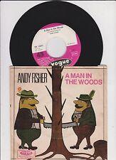 """Easy Listening Vinyl-Schallplatten (1960er) mit Single 7"""" - Plattengröße"""