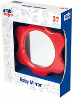 Galt Toys Ambi Baby Mirror - FAST & FREE DELIVERY