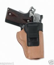 """Galco Scout 2 Clip Holster, Ruger SP101 2 1/4"""", Colt, Taurus Right Hand #S2-118B"""