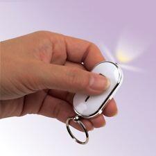 Porte Clés Siffleur à LED Anti Perte Lost Localisation Key Finder Trouver clefs