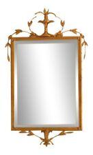 44814Ec: Friedman Brothers #5395 Gold Framed Beveled Mirror ~ New