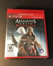 Assassin's Creed Revelations Greatest Hits BRAND NEW Sealed PS3 VERY Fast Ship!!