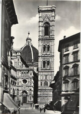 Old Postcard-Florence-The Belfry