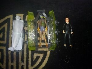 X Files Figures Mulder And Scully (McFarland Toys ) 1998 joblot