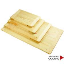Asse tavola da pasta spianatoia in legno massiccio con listello