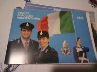 Calendario 1995 Corpo di Polizia Penitenziaria