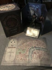 Assassins Creed Syndicate Charing Cross Special Collectors Edition Rare No Game