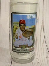 Johnny Bench 1993 McDonalds 1970 Topps Glass Coca Cola MLB All Time Greatest