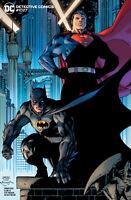 Detective comics #1027 Jim Lee Batman Superman Variant DC 1st Print 2020 NM