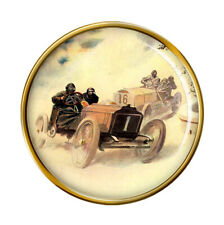 1906 Grand Prix Pin Badge