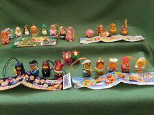 Disney Peek-A-Pooh Animal Figure Collection Bundle Rare Series Set Of 26