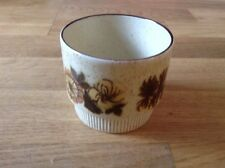 Poole Pottery Thistlewood Pattern 1 Open Sugar Bowl..