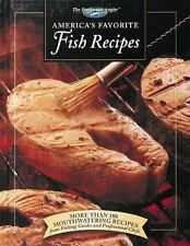 America's Favorite Fish Recipes: More Than 180 Mouthwatering Recipes from Fishin