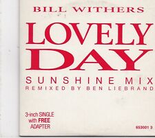 Bill Withers-Lovely Day 3 inch cd maxi single