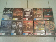 EASTERN EYE DVD MOVIES COLLECTION BULK LOT OF 10 BRAND NEW SEALED