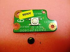 Toshiba Satellite L645D-S4056 Laptop Power Button Board * 3LTE2PB0000