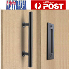 Sliding Barn Door Pull Handle Wood Door Handle Door Gate Hardware 12""