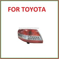 Tail light Left Side for Toyota Camry 2009-2011