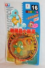 NEW IN PACKAGE POKEMON POCKET MONSTERS SQUIRTLE   AULDEY TOMY FIGURE PVC