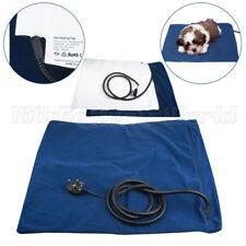 60x50cm Pet Heat Pad Puppy Electric Heated Mat Blanket Dog Cat Whelping Bed Mat