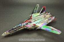 DX Chogokin Macross VF-25F Messiah Fold Clear Version + Super Parts