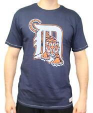 "Detroit Tigers MLB Mitchell & Ness ""XL Logo"" Vintage Premium Men's T-Shirt"