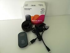 Huawei E586 Three MiFi Mobile WiFi Router with Cradle and Charger