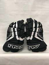 "Alkali CA9 Hockey Gloves 15"" Black/White NEW"