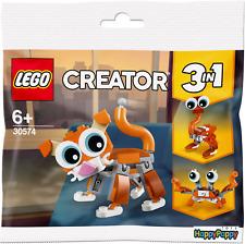Lego 30574 Creator 3 in 1 Katze Cat Neu New