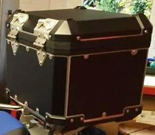 BMW R1200 GS Adv 2014 > Top Box Wrap Kit Matt Black