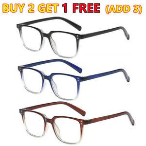 Gradient Reading Glasses Mens Womens Unisex Reader 1.0 1.5 2.0 2.5 3.0 3.5 4.0