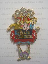 Disney BLACK CAULDRON 20th ANNIVERSARY PIN Horned King Creeper Gurgi Henwen GLOW