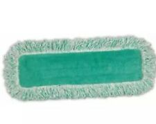 "Microfiber Dust Mop Refill 18x5"" Dry Mopping Pad Commercial Durability Cleaning"