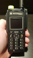 Motorola MTP850S Tetra Airwave Radio Uhf 380-440Mhz DMO Repetidor habilitado Gps Etc