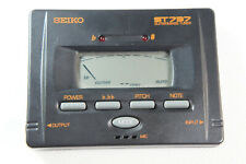 Seiko St737 Digital Guitar and Bass Tuner - Free 2-3 Day Shipping