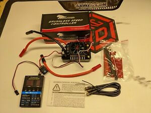 Leopard BL5 3S-8S 200A Waterproof Brushless Sensorless ESC For 1/5 Scale MAX5