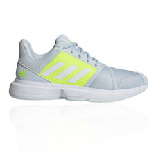 adidas Womens CourtJam Bounce Court Shoes Grey Sports Tennis Breathable