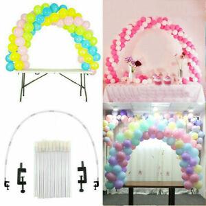 Large Balloon Arch Balloons Column Stand Base Kit Wedding Birthday Party Decor