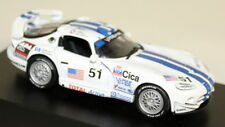 Eagles Race 1/43 Scale - Dodge Viper GTS-R #51 Le Mans 1996 Diecast Model Car