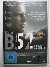 MISTER B 52 - A BRIGHT SHINING LIE - DVD