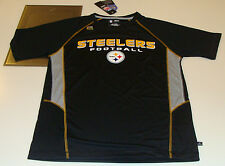 2013 Pittsburgh Steelers Fanfare VI Short Sleeves XL T Shirt Majestic Football