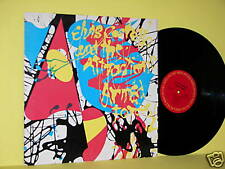 Elvis Costello and the Attractions,  Armed Forces, Columbia Records,  JC 35705