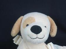 EDDIE BAUER SAFETY HARNESS LEASH BROWN TAN PUPPY DOG TODDLER PLUSH STUFFED SOFT