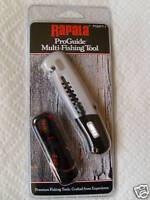 RAPALA Multi-Fishing Tool 6 in 1 GIFT ITEM FREE USA SHIPPING