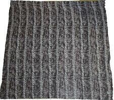 Tuch (1x1m) Tiger Muster Baumwolle [Wandbehang Schal Halstuch Gothic scarf Fell]
