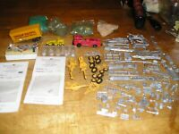 HO TRAIN LOT MISC-2199. 50+ MISC LAYOUT PIECES